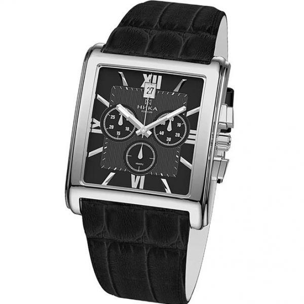 604d836d4ebf Купить Мужские серебряные часы НИКА