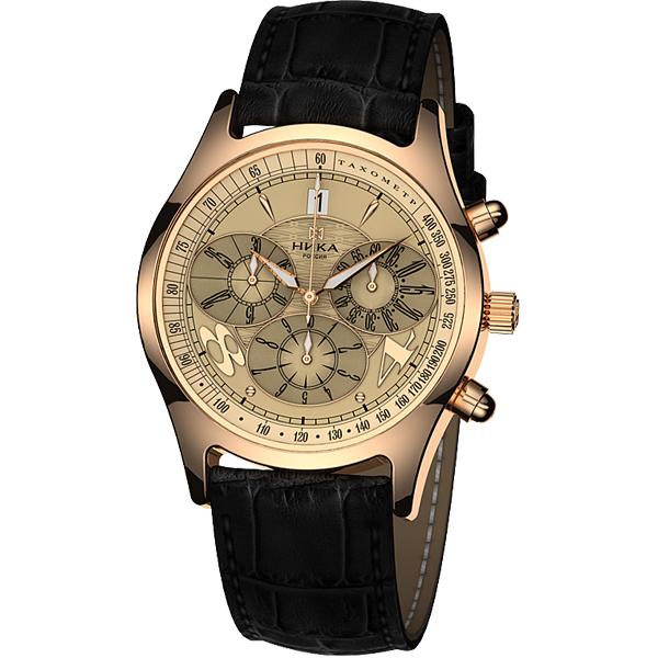 Следующий шаг — убедить клиентов, что российские часы могут стоить как rolex.