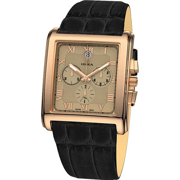 Купить Мужские золотые часы НИКА