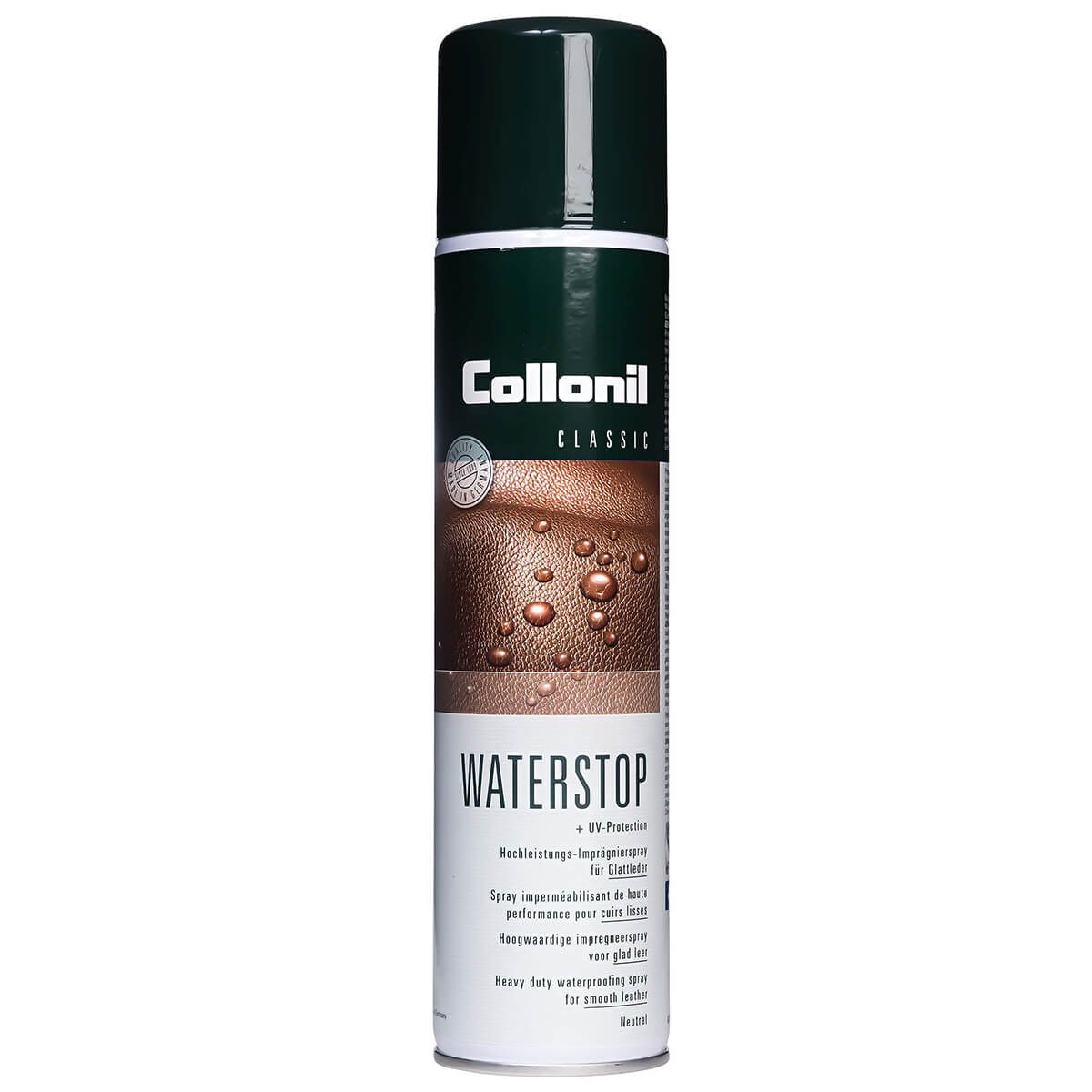 Защитный спрей для любых материаллов Collonil Waterstop Spray 400ml