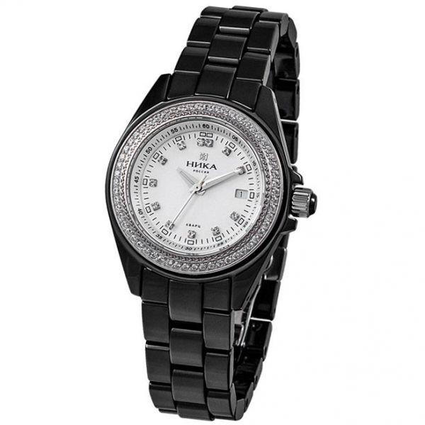 ef068040 Женские золотые часы НИКА