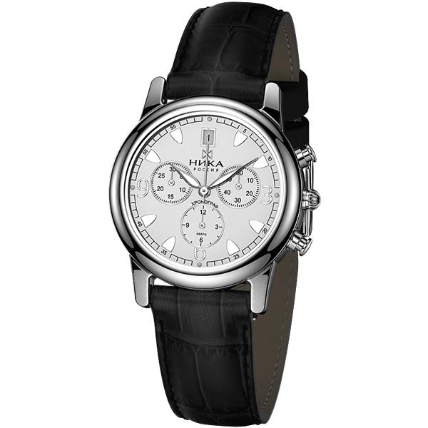 Купить Мужские серебряные часы НИКА