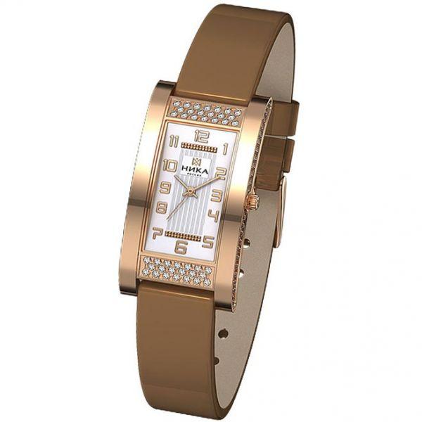 Золотые часы Часовой завод Ника