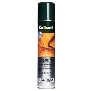 Универсальный спрей для ворсовых видов кож Collonil Nubuk Velours Spray